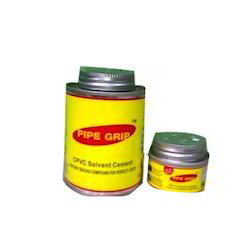 Pipe Grip CPVC Solvent Cement