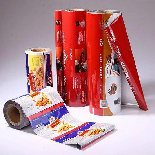 BP Plain Laminated Packaging Films