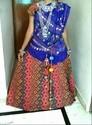 Embroidered Navratri Dress Garba Chaniya Choli
