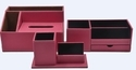 New Year Leather Promotional Desk Items, Packaging Type: Box