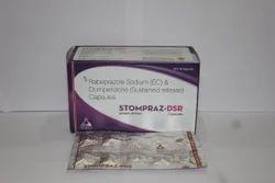 Rabeprazole Sodium 20mg Domperidone 30mg Capsules