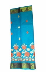 Cotton Saree, Construction Type : Machine