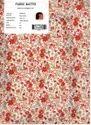 Floral Print Fabrics FM000101