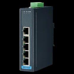 Industrial 5-Port Unmanaged Gigabit Switch