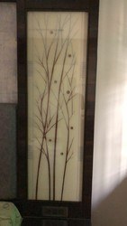 Designer Lacquered Glass