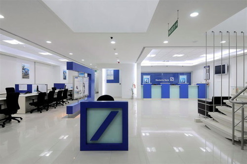 Bank interior designing modern bank interior designers बैंक