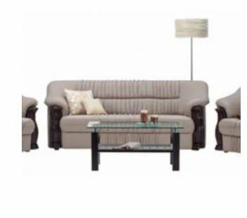 Sofa Godrej Interio D Lion Fabric 3 Seater Fabric Sofa