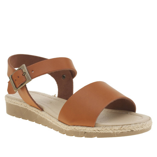 8393ea568a78b Ladies Sandals - Ladies Leather Sandal Manufacturer from Noida