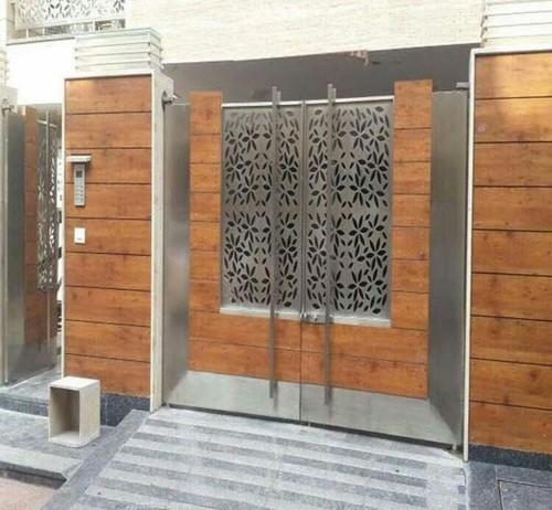 Stainless Steel Gate Stainless Steel Laser Cutting And