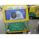 Auto Back Panel Advertising Service, In Pan India, Offline