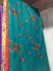 Party Wear Saree Dry Clean
