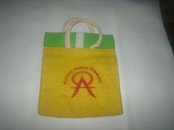 Wedding Lunch Box Type Jute Bag