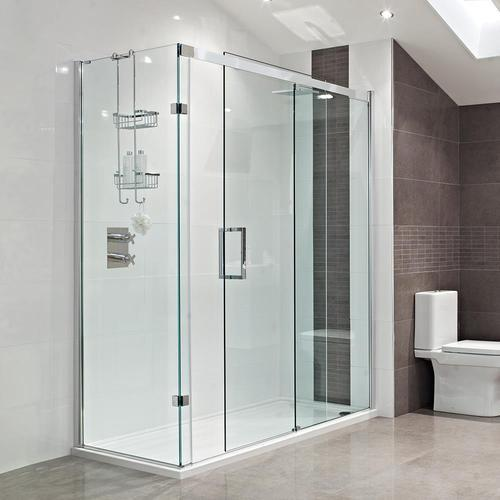 Sliding Shower Partition Ceepees Natures Systems Pvt Ltd