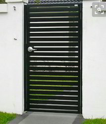 Mild Steel Safety Door
