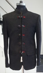Black Party Wear Designer Jodhpuri