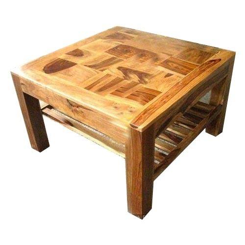 Wood Coffee Table, Size/dimension: 90x90x45