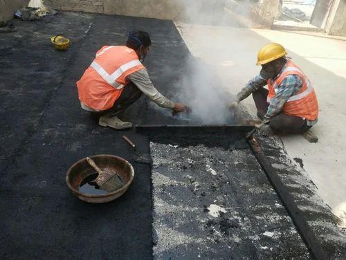LPG  Bottling Plant Mastic Flooring Service