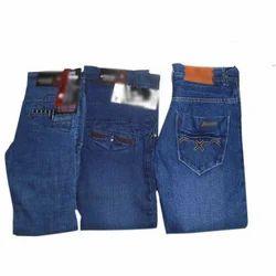 Plain Casual Jeans