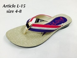 Ladies Fashion Slipper