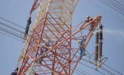 Overhead Line Erection Services