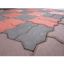 Heavy Duty Leather Finish Paver