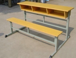 Classroom Chair and Table