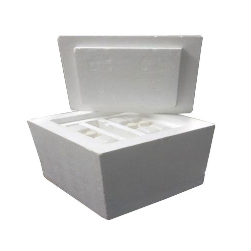 Thermocol Packing Box, Thickness: 35 mm Density 10 - 15 Kg Cubic Meter