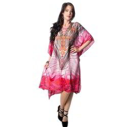 Digital Women Kaftan