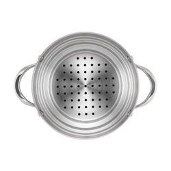 Glass Lid Steamer