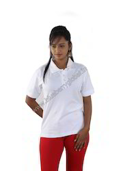 Ladies Polo T Shirts