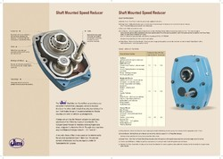 Shaft Mounted Reducer