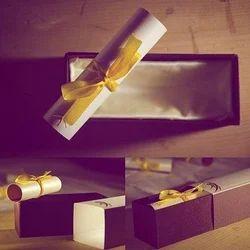 Designer Luxury Box Packaging Services