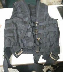 Leather Safety Jacket