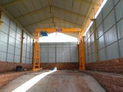 Gantry Crane - A-type Gantry Crane Manufacturer from Coimbatore