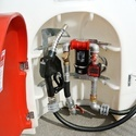 Gemini Hippotank Mobile Fuel Bowser Polyethylene Tank