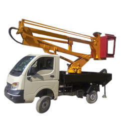 Tata Ace Sky Lift
