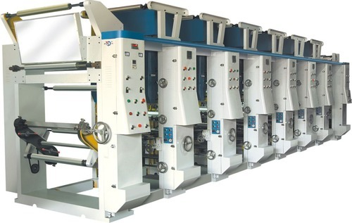 Automatic Gravure Printing Machine, Rs 1050000 /unit Azad Paper Industries  | ID: 11711450848