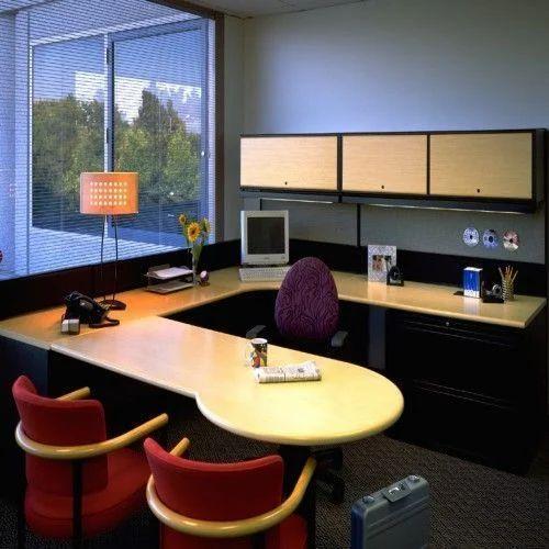 office room designing work in madam sara mathew lane new delhi id