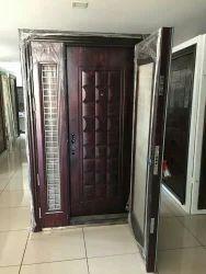 Steel Twin Doors