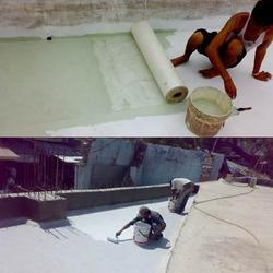 Crystalline Waterproofing Treatment