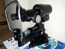 Keratometer Bausch & Lomb Model With LED Light