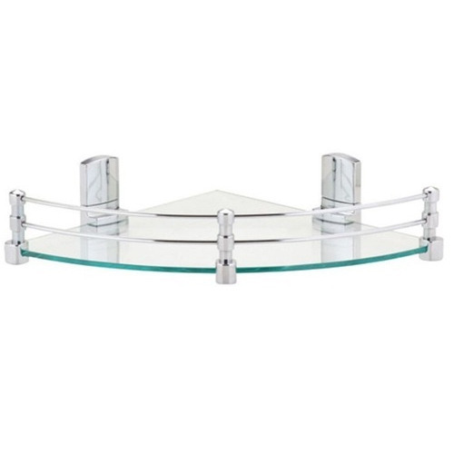 toughened glass corner shelf - Glass Corner Shelves