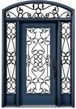Fancy Steel Door Steel Doors Panvel Navi Mumbai Om