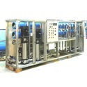Manual Packaged Drinking Water System, Capacity: 1000 L