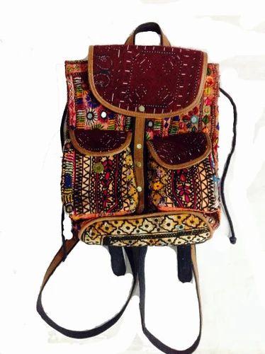 Banjara Fabric And Leather At Rs 2700