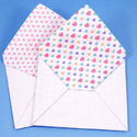 Printed Paper Envelope