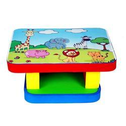 Cutez Animal Printed Activity Table