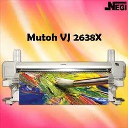 Mutoh Eco Solvent Vinyl Printers - Valuejet 2638x