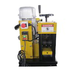 Waste Wire Stripper Machine Used For Recycling Copper Wire