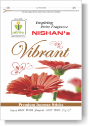 Vibrant Incense Sticks